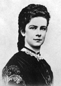 Photographie von Elisabeth Eugenie Amalie, Kaiserin von ?sterreich und K?nigin von Ungarn